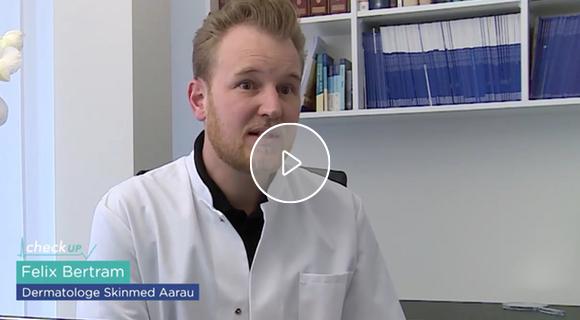 Check Up Tele M1 testet Haarentfernungslaser mit Dr. Felix Bertram