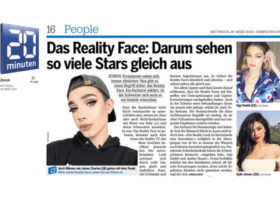 20 Minuten Reality Face skinmed