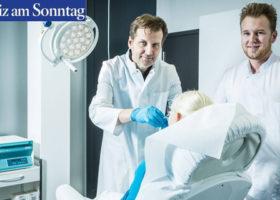 Schweiz am Sonntag berichtet über skinmed