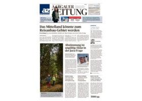 Kolumne Aargauer Zeitung November Felix Bertram