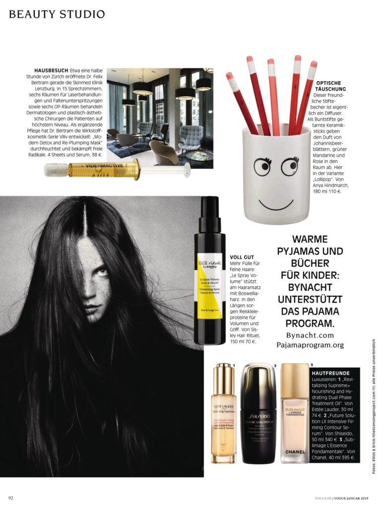 skinmed in der vogue