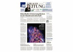 Kolumne Aargauer Zeitung Felix Bertram Heimat