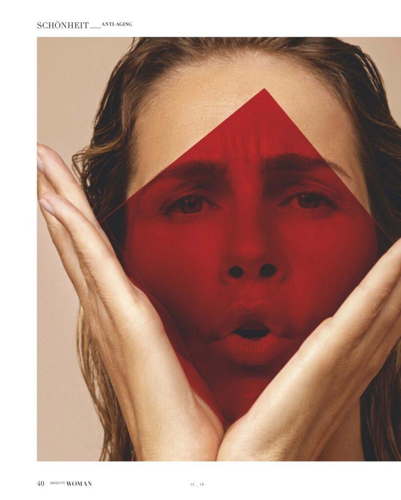 Brigitte Woman Was passiert mit der Haut im Alter skinmed