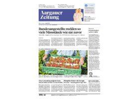Aargauer Zeitung Boom in der Schönheitschirurgie skinmed