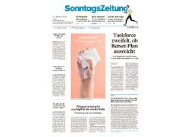 sonntagszeitung skinmed haartransplantation