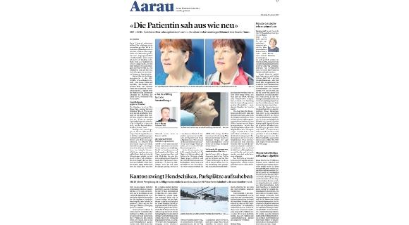 Dr. Sascha Dunst SRF DOK skinmed