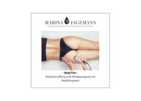 Marina Jagemann BodyTite Körperstraffung mit Sascha Dunst